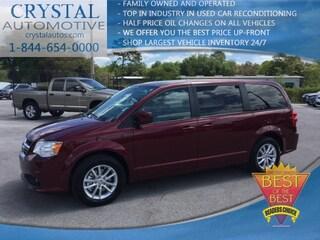 New Chrysler Dodge Jeep Ram models 2020 Dodge Grand Caravan SE PLUS (NOT AVAILABLE IN ALL 50 STATES) Passenger Van for sale in Homosassa, FL