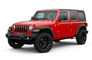 New Chrysler Dodge Jeep Ram models 2020 Jeep Wrangler UNLIMITED SPORT ALTITUDE 4X4 Sport Utility for sale in Homosassa, FL
