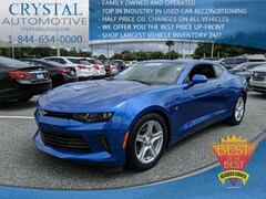 Certified Used Vehicles for sale 2018 Chevrolet Camaro 1LT Coupe in Homosassa, FL