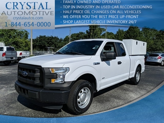 2016 Ford F-150 XLT for sale in Homosassa, FL