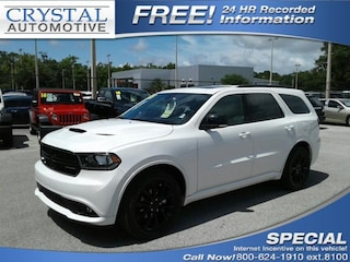 New Chrysler Dodge Jeep Ram models 2018 Dodge Durango GT RWD Sport Utility for sale in Homosassa, FL