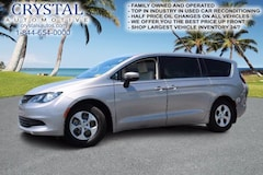 Certified Used Vehicles for sale 2017 Chrysler Pacifica LX Van in Homosassa, FL