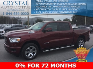 New Chrysler Dodge Jeep Ram models 2020 Ram 1500 BIG HORN CREW CAB 4X4 5'7 BOX Crew Cab for sale in Homosassa, FL