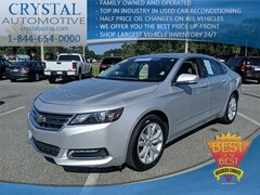 Certified Used Vehicles for sale 2019 Chevrolet Impala LT Sedan in Homosassa, FL