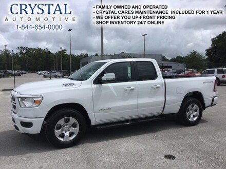2021 Ram 1500 Big Horn/Lone Star Truck for sale in Homosassa, FL