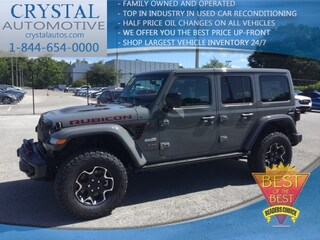 New Chrysler Dodge Jeep Ram models 2020 Jeep Wrangler UNLIMITED RUBICON RECON 4X4 Sport Utility for sale in Homosassa, FL