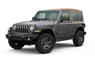 New Chrysler Dodge Jeep Ram models 2020 Jeep Wrangler BLACK AND TAN 4X4 Sport Utility for sale in Homosassa, FL