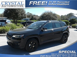 New Chrysler Dodge Jeep Ram models 2019 Jeep Cherokee ALTITUDE FWD Sport Utility for sale in Homosassa, FL