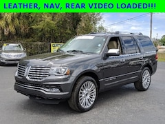 Certified Used Vehicles for sale 2016 Lincoln Navigator Reserve SUV in Homosassa, FL