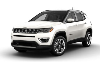 New Chrysler Dodge Jeep Ram models 2021 Jeep Compass LIMITED FWD Sport Utility for sale in Homosassa, FL
