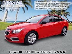 2016 Chevrolet Cruze Limited LS Sedan for sale in Homosassa, FL