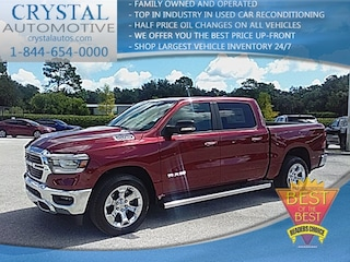 New Commercial Vehicles for sale 2020 Ram 1500 BIG HORN CREW CAB 4X2 5'7 BOX Crew Cab in Homosassa, FL