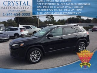 New Chrysler Dodge Jeep Ram models 2020 Jeep Cherokee LATITUDE PLUS FWD Sport Utility for sale in Homosassa, FL