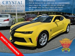 Certified Used Vehicles for sale 2017 Chevrolet Camaro 1LT Coupe in Homosassa, FL