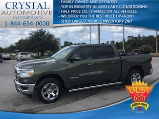 New Commercial Vehicles for sale 2020 Ram 1500 BIG HORN CREW CAB 4X4 5'7 BOX Crew Cab in Homosassa, FL