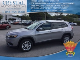 New Chrysler Dodge Jeep Ram models 2020 Jeep Cherokee LATITUDE FWD Sport Utility for sale in Homosassa, FL