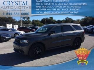New Chrysler Dodge Jeep Ram models 2020 Dodge Durango R/T RWD Sport Utility for sale in Homosassa, FL