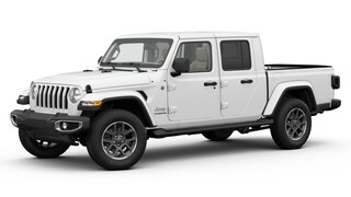 New Chrysler Dodge Jeep Ram models 2020 Jeep Gladiator OVERLAND 4X4 Crew Cab for sale in Homosassa, FL