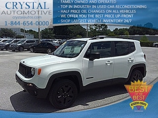 New Chrysler Dodge Jeep Ram models 2019 Jeep Renegade UPLAND 4X4 Sport Utility for sale in Homosassa, FL