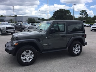 New Chrysler Dodge Jeep Ram models 2020 Jeep Wrangler SPORT S 4X4 Sport Utility for sale in Homosassa, FL