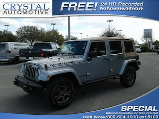 New Chrysler Dodge Jeep Ram models 2018 Jeep Wrangler JK UNLIMITED GOLDEN EAGLE 4X4 Sport Utility for sale in Homosassa, FL