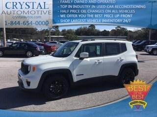 New Chrysler Dodge Jeep Ram models 2020 Jeep Renegade ALTITUDE FWD Sport Utility for sale in Homosassa, FL