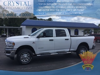 New Chrysler Dodge Jeep Ram models 2020 Ram 3500 TRADESMAN CREW CAB 4X4 6'4 BOX Crew Cab for sale in Homosassa, FL