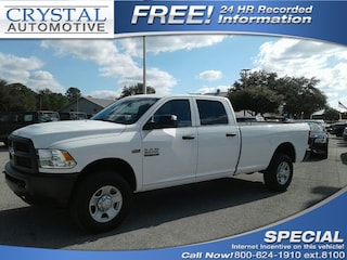 New Chrysler Dodge Jeep Ram models 2018 Ram 3500 TRADESMAN CREW CAB 4X4 8' BOX Crew Cab for sale in Homosassa, FL