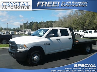 New Chrysler Dodge Jeep Ram models 2018 Ram 3500 TRADESMAN CREW CAB CHASSIS 4X4 172.4 WB Crew Cab for sale in Homosassa, FL