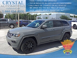 New Chrysler Dodge Jeep Ram models 2019 Jeep Grand Cherokee ALTITUDE 4X2 Sport Utility for sale in Homosassa, FL