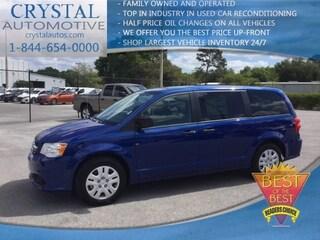 New Chrysler Dodge Jeep Ram models 2020 Dodge Grand Caravan SE (NOT AVAILABLE IN ALL 50 STATES) Passenger Van for sale in Homosassa, FL