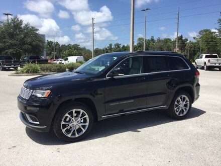 2020 Jeep Grand Cherokee SUMMIT 4X4 Sport Utility for sale in Homosassa, FL