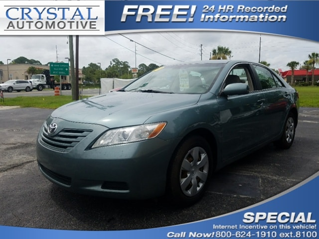 2008 Toyota Camry Sedan For Sale in Brooksville, FL