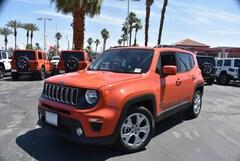 New 2019 Jeep Renegade LATITUDE FWD Sport Utility 715K