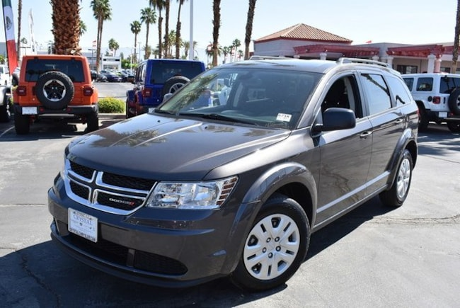 New 2019 Dodge Journey SE VALUE PACKAGE Sport Utility in Cathedral City