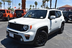 New 2019 Jeep Renegade ALTITUDE FWD Sport Utility 709K for sale in Cathedral City, CA