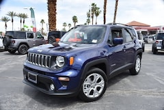 New 2019 Jeep Renegade LATITUDE FWD Sport Utility 684K for sale in Cathedral City, CA