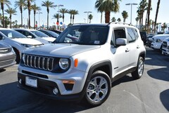 New 2019 Jeep Renegade LATITUDE FWD Sport Utility 710K for sale in Cathedral City, CA