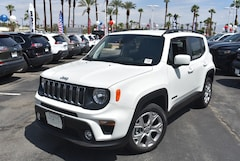 New 2019 Jeep Renegade LATITUDE FWD Sport Utility 732K for sale in Cathedral City, CA