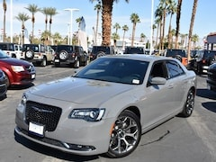 New 2018 Chrysler 300 S Sedan 2C3CCABG1JH191448