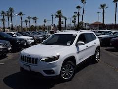 New 2019 Jeep Cherokee LATITUDE FWD Sport Utility 1C4PJLCB4KD215371
