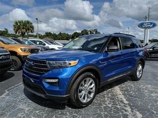 New 2020 Ford Explorer XLT SUV for Sale in Crystal River, FL