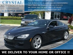 Used 2012 BMW 6 Series 650i xDrive Coupe for Sale in Crystal River, FL