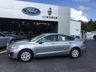New 2020 Ford Fusion S Sedan for Sale in Crystal River, FL