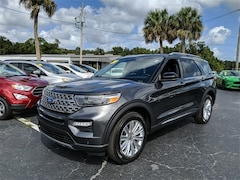 New 2020 Ford Explorer Limited SUV for Sale in Crystal River, FL