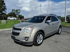 Used 2011 Chevrolet Equinox LTZ SUV for Sale in Crystal River, FL