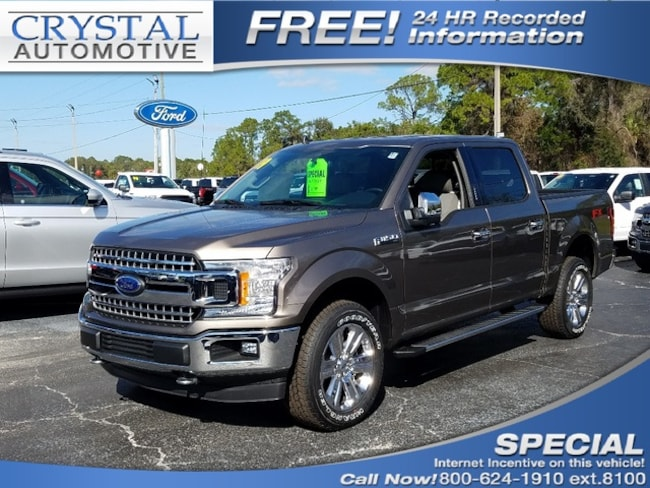 New 2019 Ford F-150 XLT Truck for Sale in Crystal River, FL