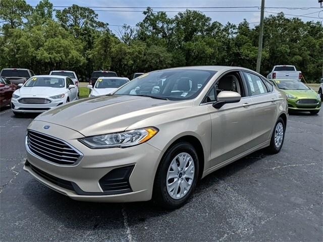 2019 Ford Fusion Sedan