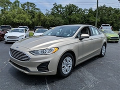 New 2019 Ford Fusion S Sedan for Sale in Crystal River, FL