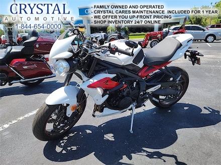 2013 Triumph Motorcycle